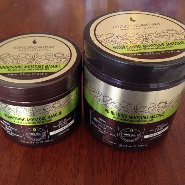 Macadamia Natural Oil Deep Repair Mask