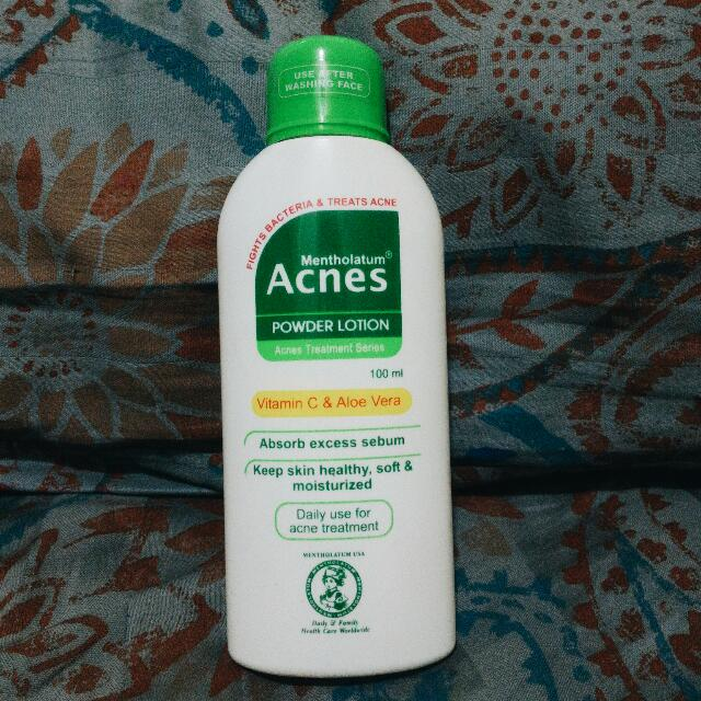 Mentholatum Acnes Powder Lotion