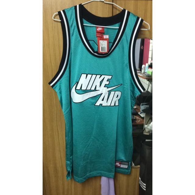 Nike Air 帥氣球衣