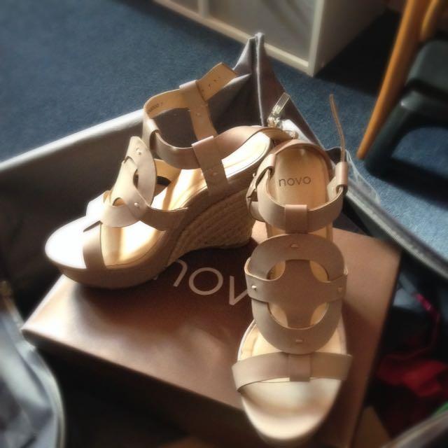 Novo Wedge Shoes