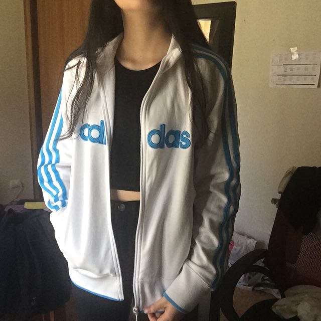 old school adidas jacket