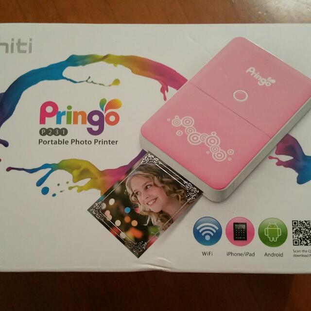 Pringo Printer