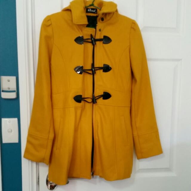 Revival Coat Size 8