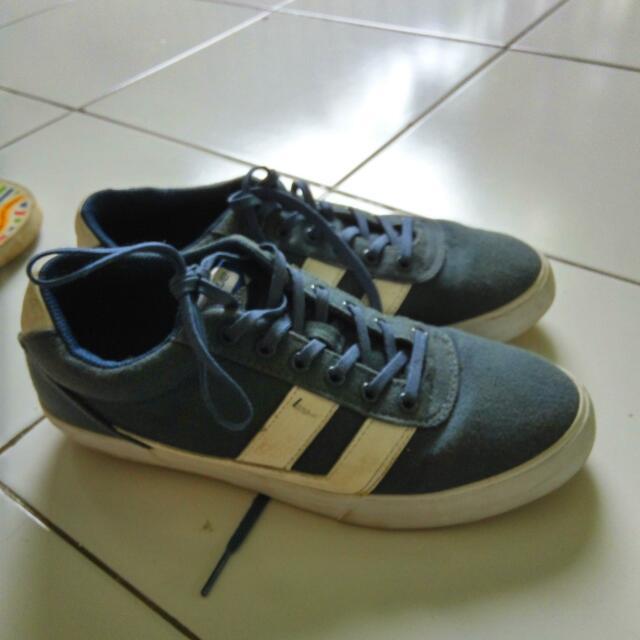 Sneakers League Navy