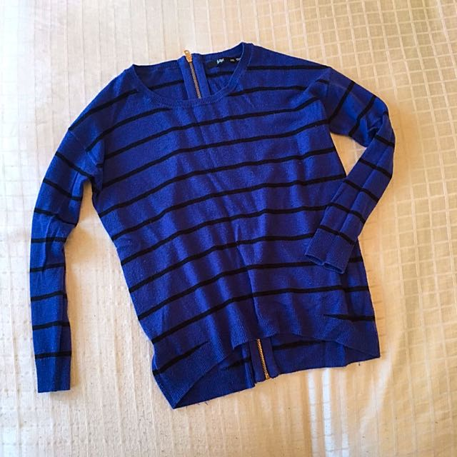 Sportsgirl Knit Top, Size XXS