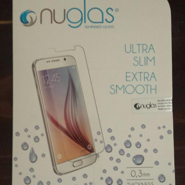 [Pending] Tempered Glass For Samsung S6