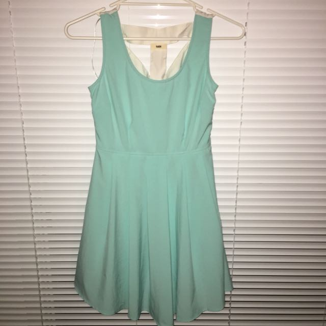 TOBI Skater Dress, Fully Lined