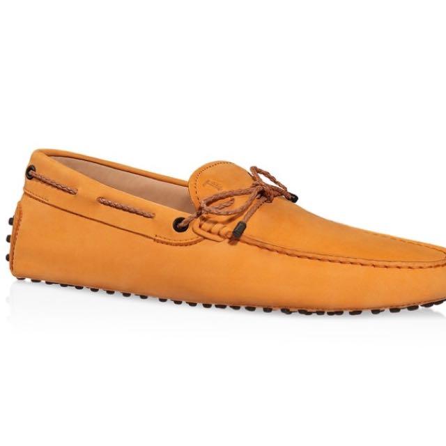 (男款小腳尺寸)TOD'S 豆豆鞋