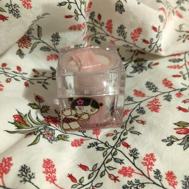 Tutti Cuti Pink Shimmer Powder