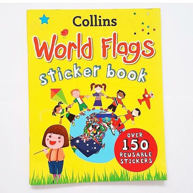 world flags for kids