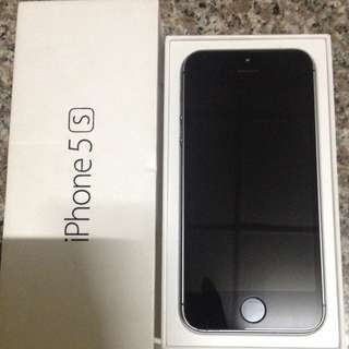 Iphone5s 16g 9成新