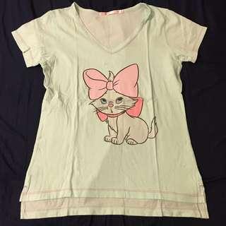 Uniqlo 短袖V領T恤