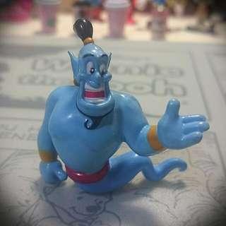 全新 正版 Tomy 阿拉丁 神燈精靈 公仔 大集合 迪士尼