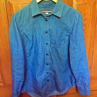 Tommy Hilfiger Denim Shirt