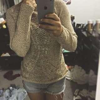 Cute Brown Sweater
