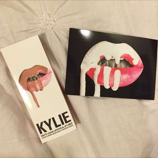 Kylie Lip Kit EXPOSED Brand New