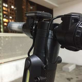 Handle Bar Height Extension