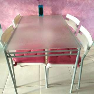 Ikea 4 Seater Dining Table