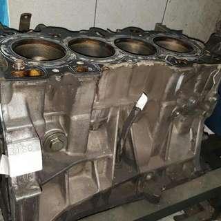 B18C Half Engine
