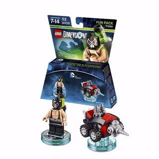 LEGO Dimensions 71240 DC Bane Fun Pack
