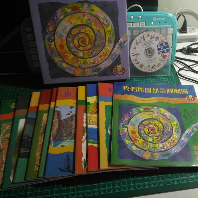 思索與觀察10本書2片CD