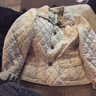 Burberry Fall/Spring Coat