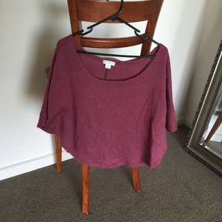 Size L Knitted Top