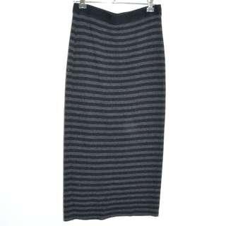 Stripy tight skirt fits 6-10