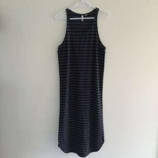 SPARE Casual Midi Bodycon Dress