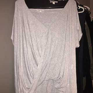 Size 14 And 16 Wrap Tops