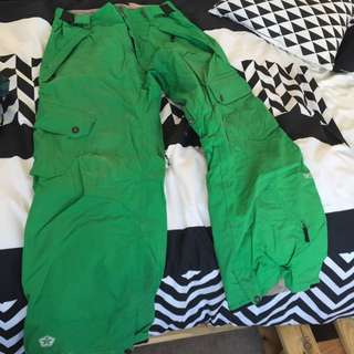 Sessions Snowboard Pants Size M