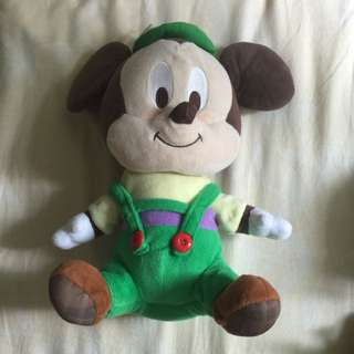 Mickey Mouse Soft Toy Fr Changi