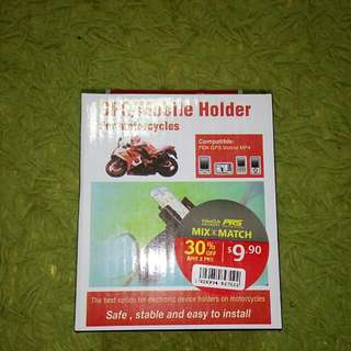 Mobile Holder For Motorcycle