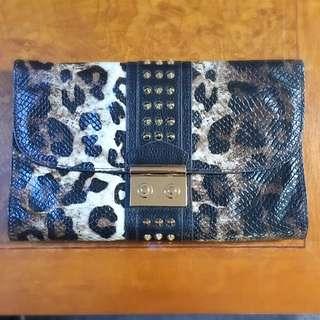 La Petite Maison Designer Leather Handbag