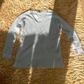 Wool Sweater Jumper Piper Size M