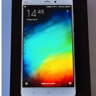 IN STOCK GENUINE XIAOMI Mi NOTE PRO 64GB 4GB RAM UNLOCKED 4G LTE + EXTRAS!!