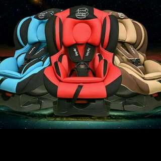 汽車安全座椅 (桃園媽咪訂購)可調整式 可正反向安裝 新生兒適用