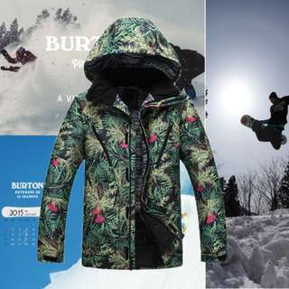 [private sales] BURTON unisex Breach Snowboard Jacket - free shipping