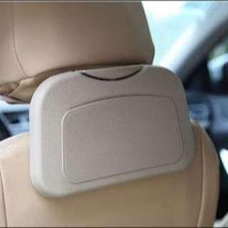 Portable car tray