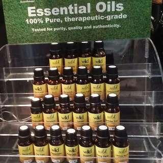 Wild Pure Essential Oils