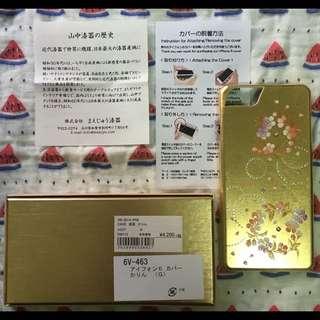 櫻花手機殼🌸金色