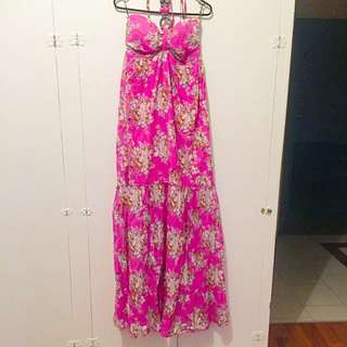 Long Dress Summer Wear