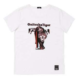 鬼塚虎 Onitsuka Tiger_3D短T(附3D眼鏡)_2折