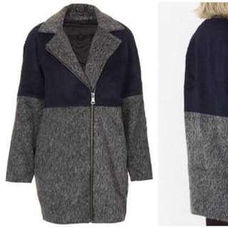 Topshop Coat - Sz UK 14
