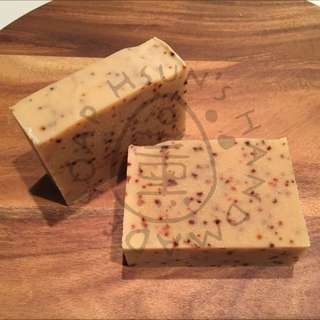 [Grape Seed & Rosehip Repairing Soap] 100% Naturally Handmade