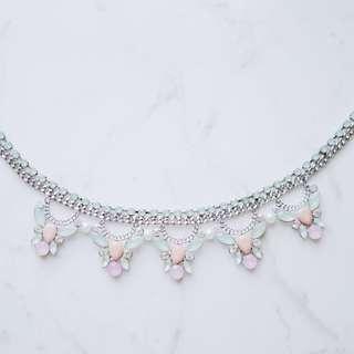 Pastel Chain Necklace