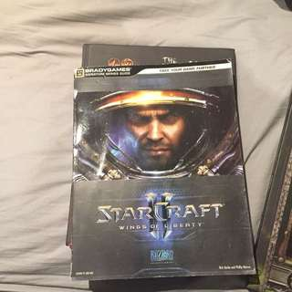 Starcraft Art Book