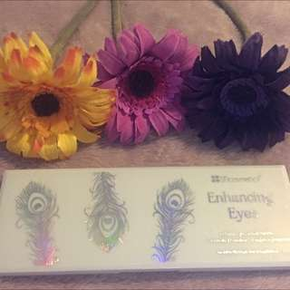 BH Cosmetics Enhancing Brown Eyes Palette