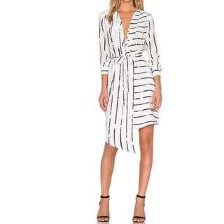 VIKTORIA & WOODS - Saigon Wrap Dress (Size 2)