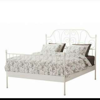 Queen Size Frame-Ikea(reserved till Sunday)